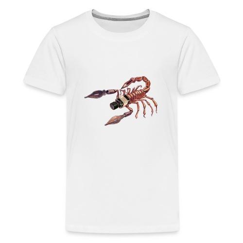 The Dictator s Nightmare - Teenage Premium T-Shirt
