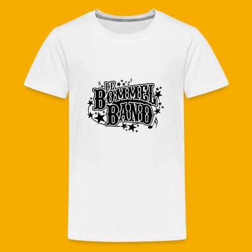 bb logo - Teenager Premium T-shirt