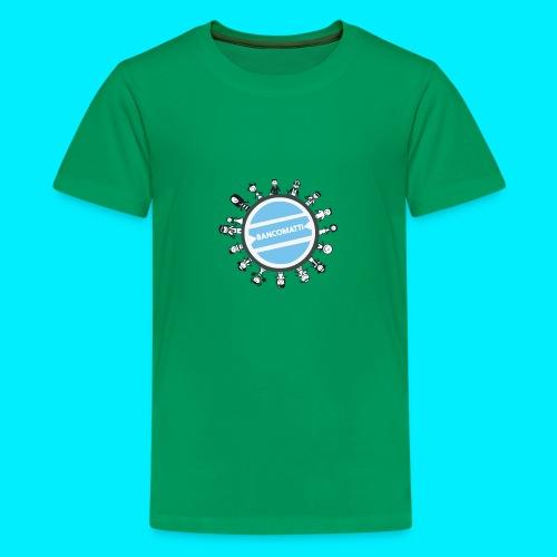 BancoFamily stick - Maglietta Premium per ragazzi