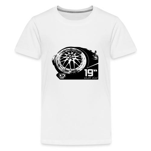 19inch1 - Teenager Premium T-Shirt