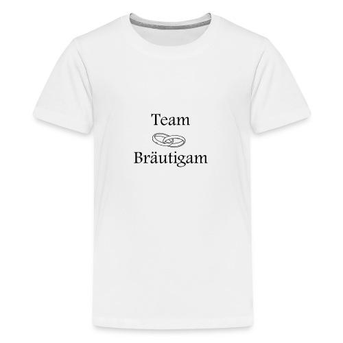 Team Braeutigam - Teenager Premium T-Shirt