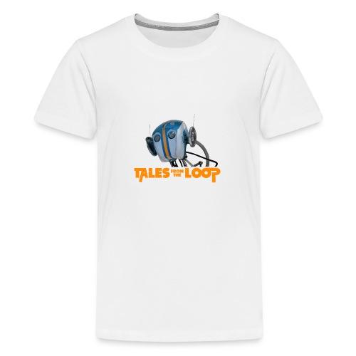 Tales from the loop - Teenage Premium T-Shirt