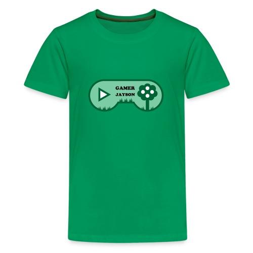 Joueur Jayson - T-shirt Premium Ado