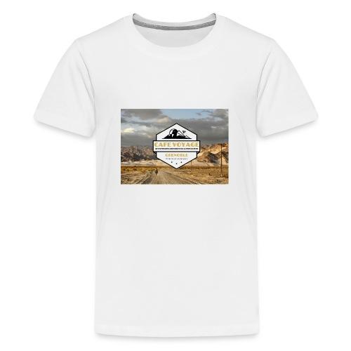 Visuel Chili Ape ros moyen format png - T-shirt Premium Ado