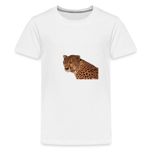 Ghepardo - Maglietta Premium per ragazzi