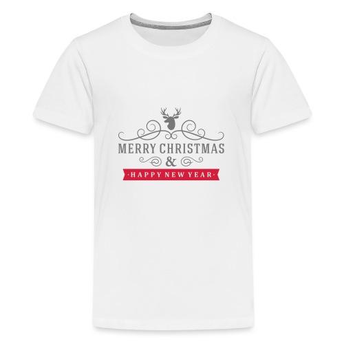 We whish you 4 - T-shirt Premium Ado