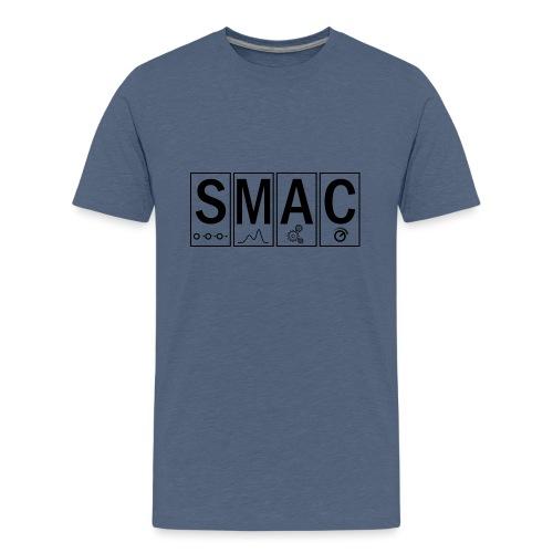 SMAC3_large - Teenage Premium T-Shirt