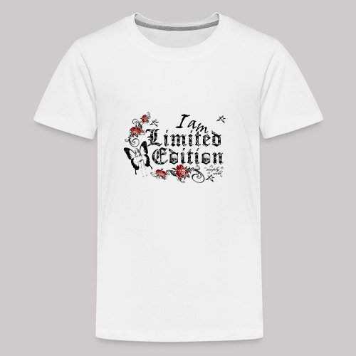 simply wild limited Edition on white - Teenager Premium T-Shirt