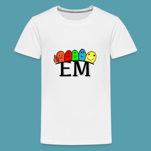 EM - Teinien premium t-paita