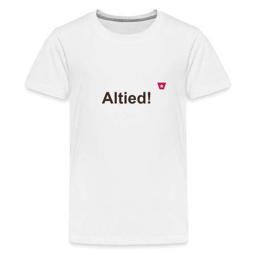 Altied ms hori def b - Teenager Premium T-shirt