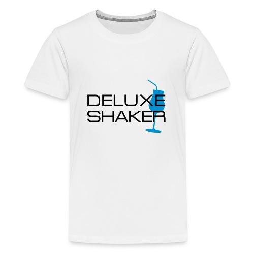 deluxe_shaker - Teenager Premium T-Shirt