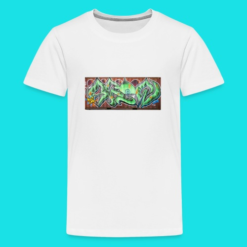 streetart #10 - Teenager Premium T-shirt