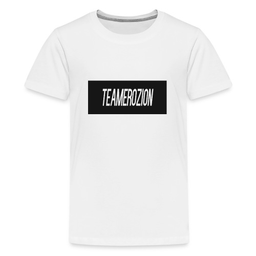 TeamErozion snapback - Teenage Premium T-Shirt