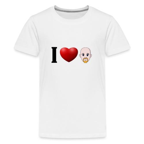 iluvlyndon - Teenage Premium T-Shirt