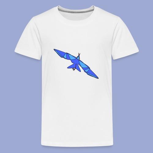 Ashley Albatross IV - Teenage Premium T-Shirt