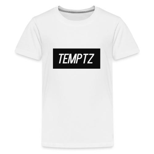 TempTz Orignial Hoodie Design - Teenage Premium T-Shirt