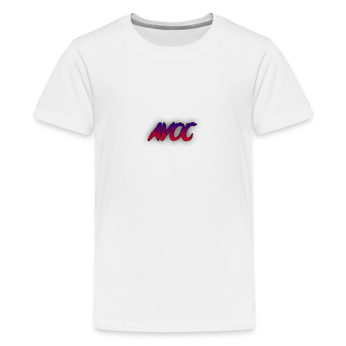Avoc Apparel - Teenage Premium T-Shirt
