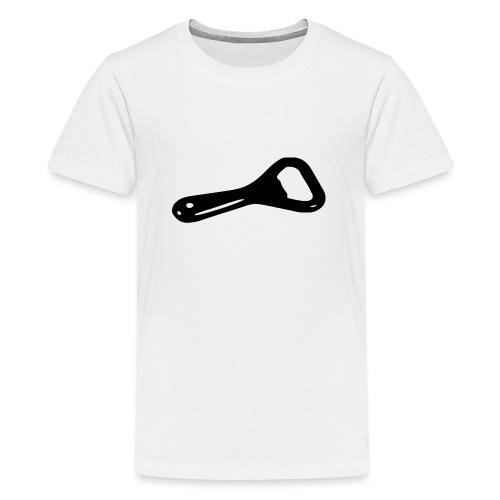 bottle opener - Teenage Premium T-Shirt