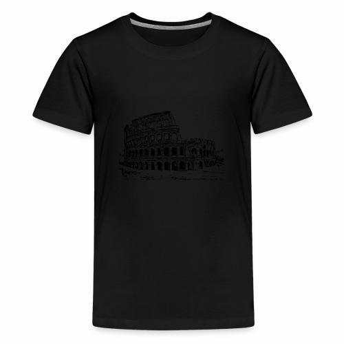 Kolosseum - Teenager Premium T-Shirt