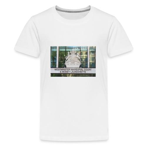 Court of Contempt - Teenage Premium T-Shirt