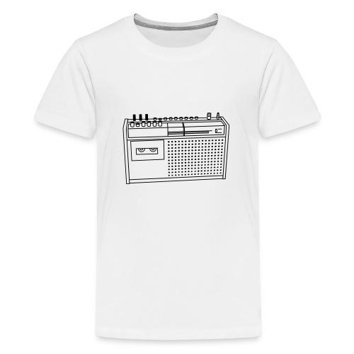 Rekorder R160 - Teenager Premium T-Shirt