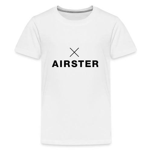 Airster_final_typeX_Sprea - Teenager Premium T-Shirt