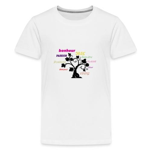 L'arbre de la vie - T-shirt Premium Ado