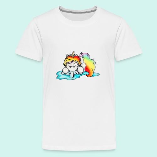 Baby unicorn - Maglietta Premium per ragazzi