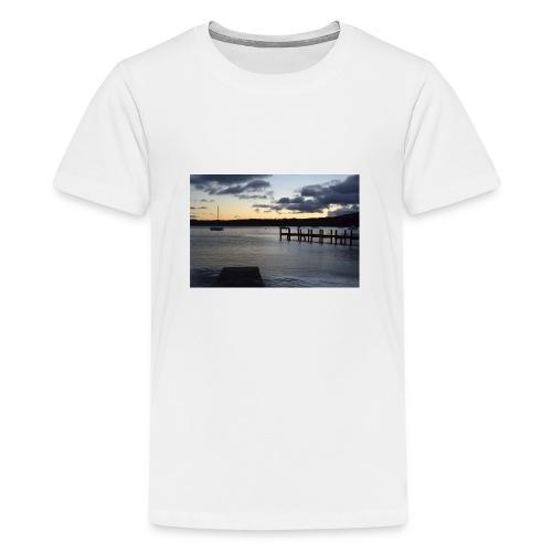 WalesBeauty - Teenage Premium T-Shirt