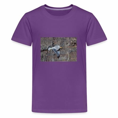 Möwe - Teenager Premium T-Shirt