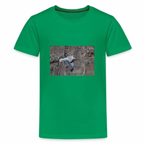 Möwe - Teenager Premium T-Shirt