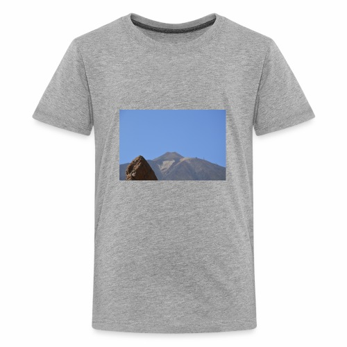 Teide - Teneriffa - Teenager Premium T-Shirt