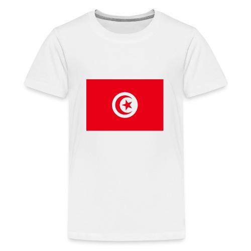 TUNESIA FREE - Maglietta Premium per ragazzi
