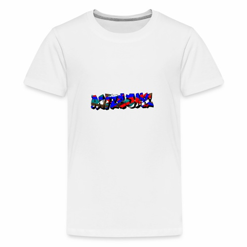 awesome street - Teenager Premium T-shirt