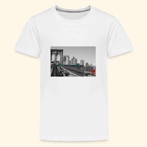 Brooklyn bridge - Maglietta Premium per ragazzi