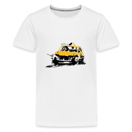 StockCar - Teenage Premium T-Shirt