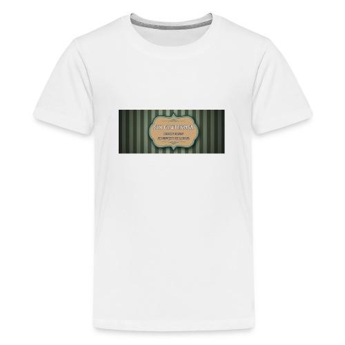 SINGLUTENOSA - Camiseta premium adolescente