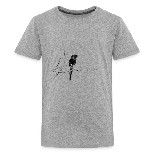 I like birds ll - Teenager Premium T-Shirt