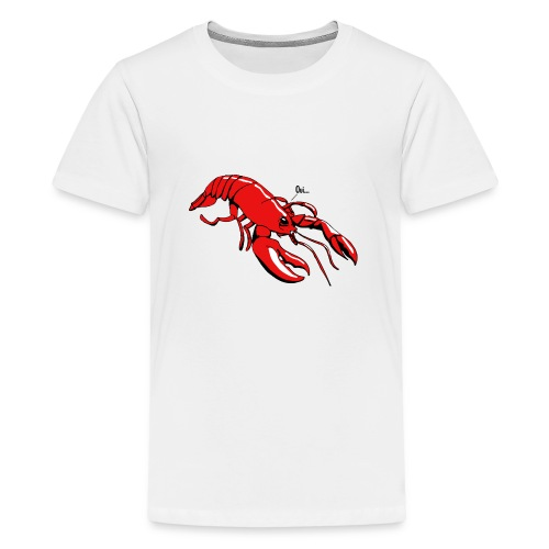 Lobster - Teenage Premium T-Shirt