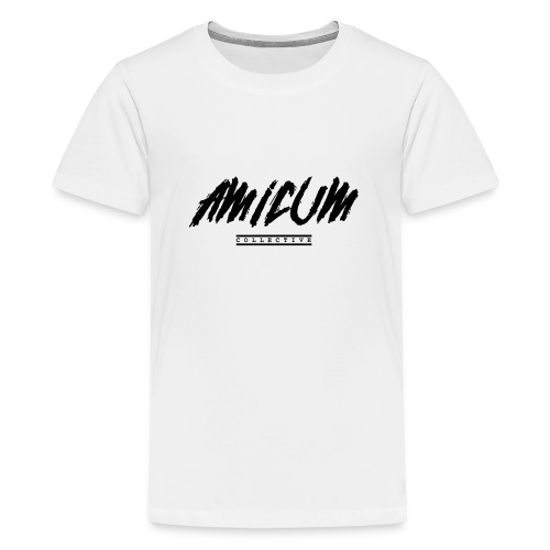 Amicum Collective 1st edition jacket - Teenage Premium T-Shirt