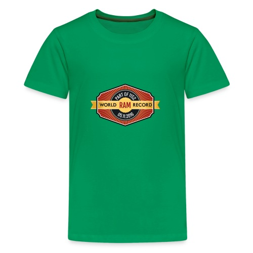 Nappo-Kids - Teenager Premium T-Shirt
