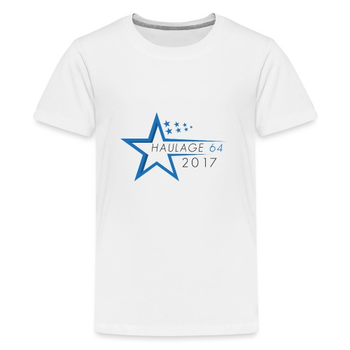 H64 2017 - Teenage Premium T-Shirt
