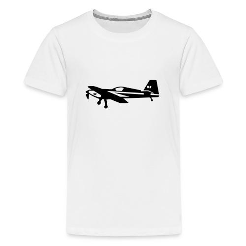 I'd Rather Be RC Flying - Teenage Premium T-Shirt