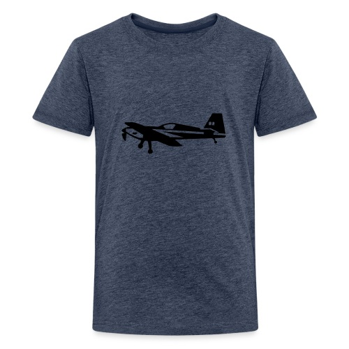 I'd Rather Be RC Flying - Teenage Premium T-Shirt