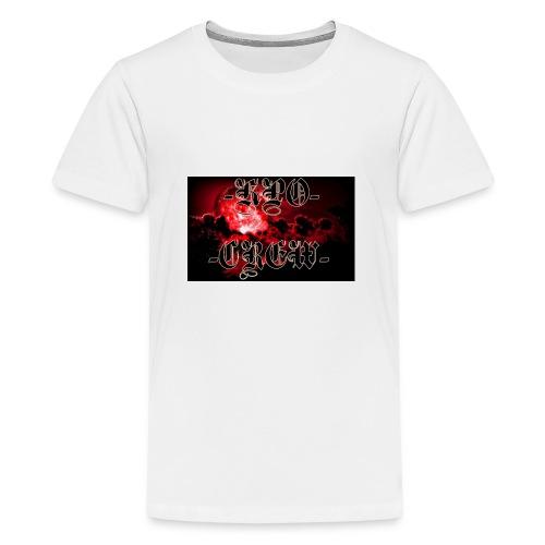 Kpo Crew Huppari - Teinien premium t-paita