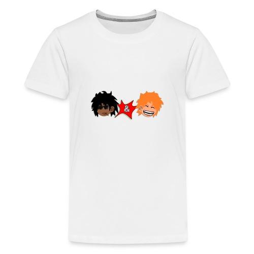 T-shirt F&Y - T-shirt Premium Ado