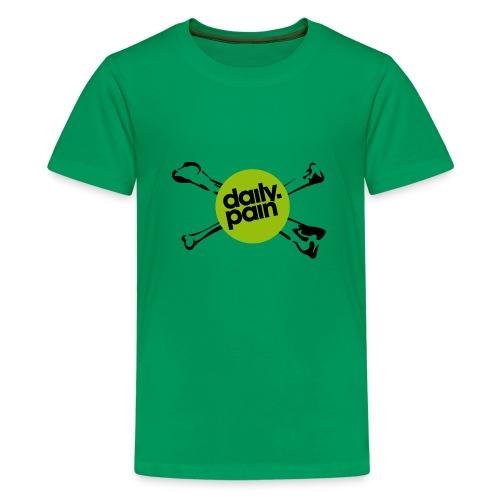 daily pain cho kark - Koszulka młodzieżowa Premium