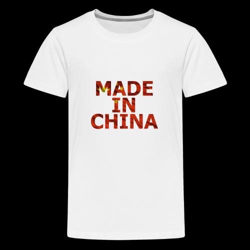 made in china - T-shirt Premium Ado