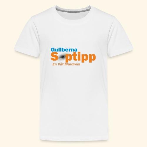 Gullberna Soptipp - Premium-T-shirt tonåring