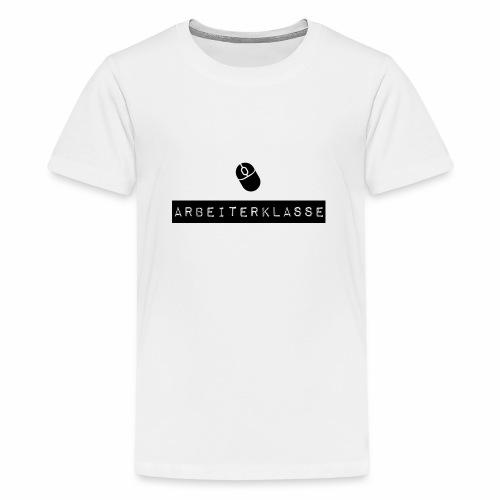 Arbeiterklasse - Teenager Premium T-Shirt